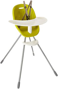 Beau Philu0026teds Poppy Highchair, Lime