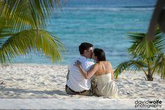 Engagement Shoot on Seven Mile Beach