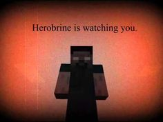 """Have You Seen the Herobrine"" a Minecraft song"