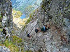 Orla Perć - najniebezpieczniejsze miejsce w Tatrach