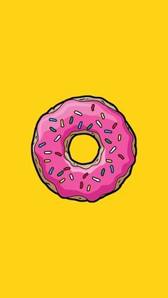 Donut wallpaper. I use it right now!
