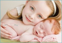 newborn and sibling picture ideas - Google Search