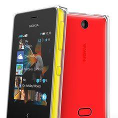 Nokia Asha 500 com dois chips: Key selling points 1
