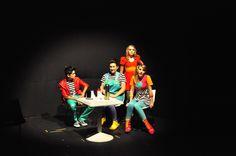 """Peça """"Pastel"""" da Casa Teatral. Foto Taísa Rodrigues"""