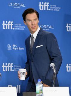 Benedict Cumberbatch's 10 Sassiest Moments of 2013 Prove It Was the Year of the Cumbersass