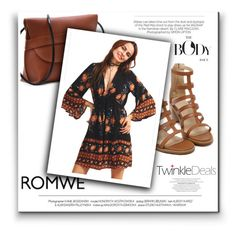"""""""ROMWE 9 / IV"""" by selmamehic ❤ liked on Polyvore featuring Kershaw"""