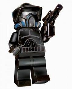 Amazon.com: LEGO Shadow ARF Trooper (Limited Edition) Star Wars Minifigure Sealed: Toys & Games