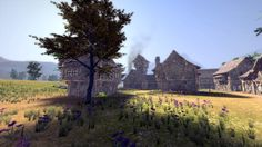 Asset Store - Fantasy Village Countryside Pack