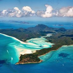 Oh I've found the Perfect #relaxationdestination It's Hill Inlet, Airlie Beach, Australia #bucketlist   Photo: tscharke