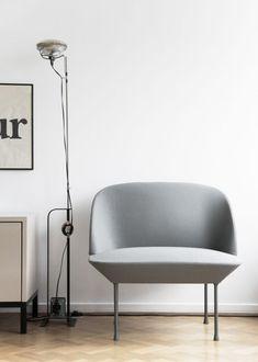 The oslo Minimalist armchair #createyoursofa #momastudio