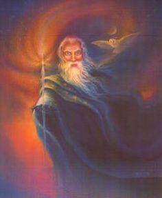 Merlin l'enchanteur en Orcanie!