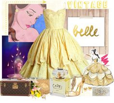 """""""Vintage Belle