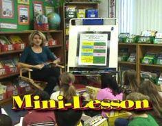 Reading Workshop: The Mini-Lesson Component ~ Beth Newingham
