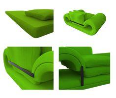 chair-sofa-bed detail designer Eugenio Bicci Chair Sofa Bed, Smart Design, Floor Chair, Packaging Design, Detail, Inspiration, Furniture, Home Decor, Biblical Inspiration