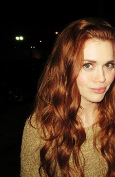 holland roden...far out brussel sprout I want her hair colour!!