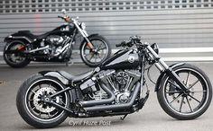 Rick's Custom Rear Body Kit For Harley Breakout Model