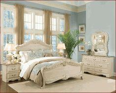 Standard Furniture Panel Bedroom Set Rococo ST-55050SET