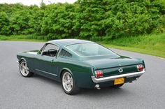 Editor's Choice: Home-Built 1966 Mustang Fastback
