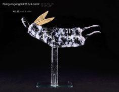Flying Angel Gold 23 3/4 carat