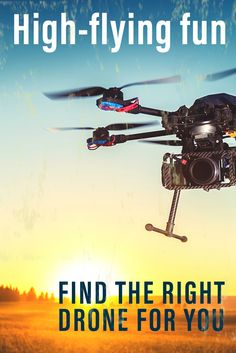 Drone buying guide: How to choose the right drone for fun or business