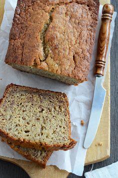 Best Banana Bread from @Faith Gorsky Safarini | An Edible Mosaic