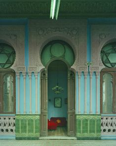 Cuba, photographed by Michael Eastman.