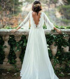 """Résultat de recherche d'images pour """"robe mariage hippie chic"""""""