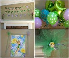 - Tinkerbell Party