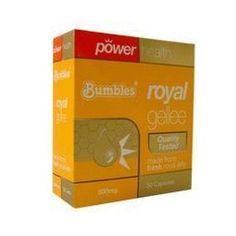 Power Health Bumbles Royal Gellee 500mg 30caps