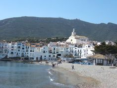 Cadaques, Spain  I took a picture identical to this at the same spot!:)