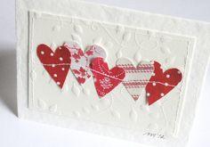 Hearts card | Flickr - Photo Sharing!