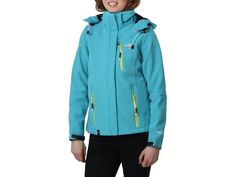 Geaca GEOGRAPHICAL NORWAY femei – tchika_lady_new_turq