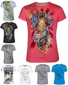 Mens #t-shirts campervan surf bling dragon diamond music #check race #summer top,  View more on the LINK: 	http://www.zeppy.io/product/gb/2/121140660280/