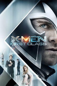 Watch X-Men: First Class 2011 Full Movie Online Free