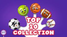 Watch and enjoy Finger Family Song, Family Songs, Rhymes Songs, Cake Pop, Nursery Rhymes, Balls, Activities, Sports, Top