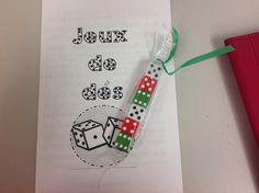 Le cadeau de Noël pour mes élèves