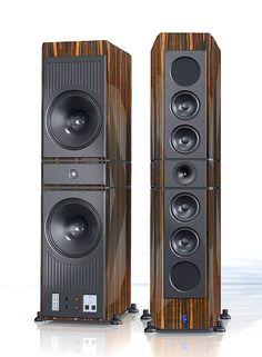 Lansche Audio No 8.2 speaker system
