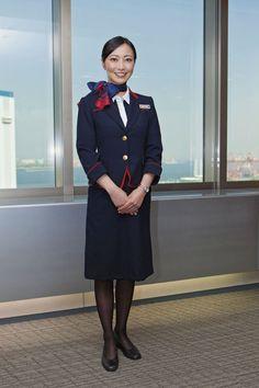 Flight Girls, Airplane Wallpaper, Staff Uniforms, Airline Flights, Rock Outfits, Cabin Crew, Attendance, Flight Attendant, High Class