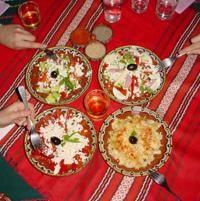 Красотата на България :: Българска Национална Кухня