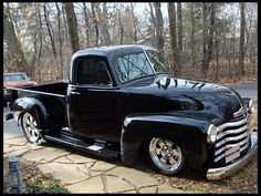 1951 Chevrolet 3100 Pickup 350 CI, Automatic #Mecum #Chicago