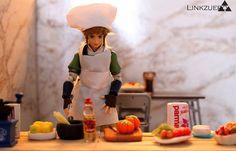 Link Zuero: Hora de Cozinhar
