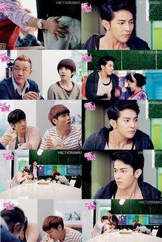 The Harassment of Tai Jing. Fabulous Boys #taiwanese #drama