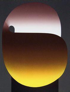 Works by by Sadamasa Motonaga (born Japan, 1922)