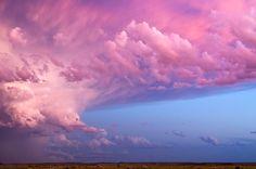 Montana Sunset | #Montana #sunset #sky #clouds #vibrant #pink #colorful #storm | www.brandonjpro.com