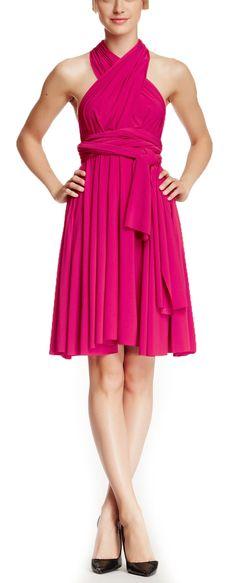 b03c6f9a7e6 Short Convertible - Flamingo Pink