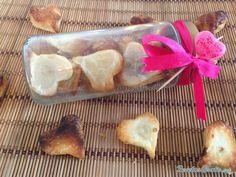 Corazones de hojaldre #RecetasFáciles #RecetasSanValentín #RecetasCreativas #Amor #Hojaldre