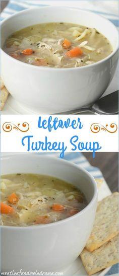 Easy Leftover Turkey