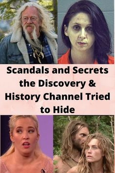 #Scandals and Secrets the #Discovery & History #Channel Tried to Hide