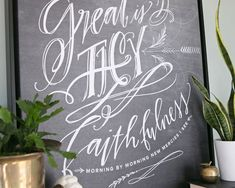 Christian Quote Art - Greatest Is Love canvas art by Lindsay Letters.