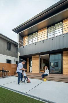 Japanese House, Backyard, Exterior, Architecture, Gallery, Garden, Outdoor Decor, Instagram, Home Decor